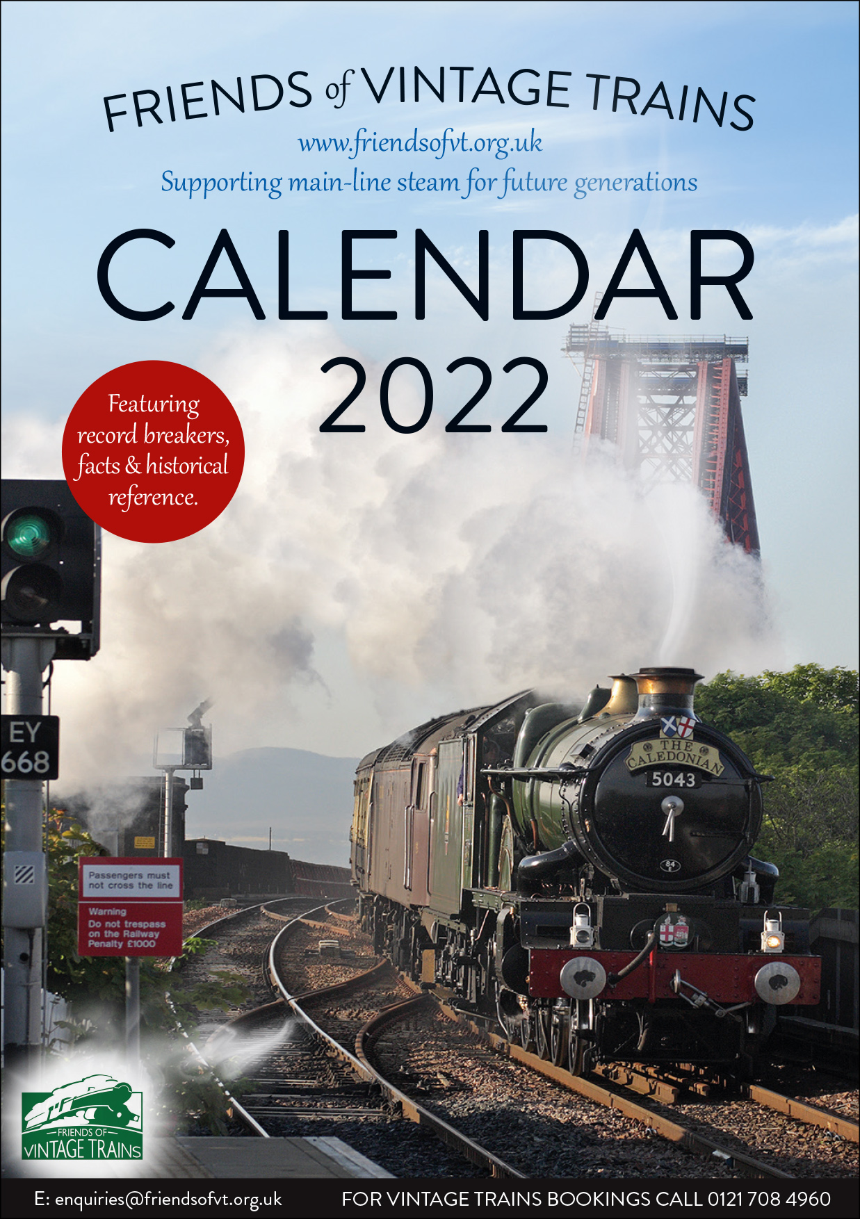 The cover of the 2022 Calendar