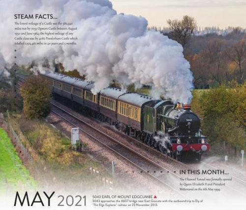 Calendar 2021 May image