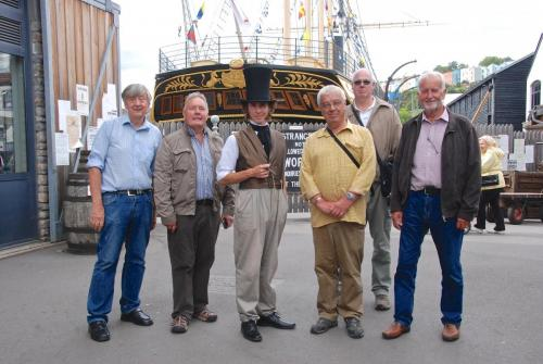 A visit to the SS Great Britain at Bristol
